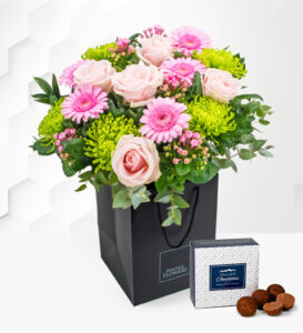 Lomond - Free Chocs - Mother's Day Flowers - Mother's Day Flower Delivery - Flowers For Mum